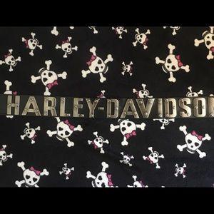 New Harley Davidson Belt W38